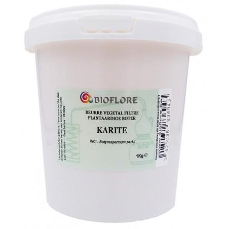 Beurre de karité filtré 1kg